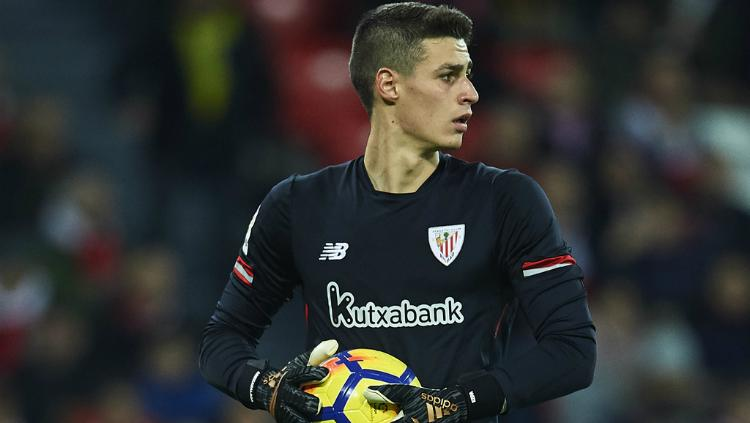 Kepa Arrizabalaga, kiper Athletic Bilbao Copyright: INDOSPORT