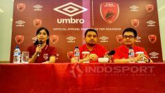 Indosport - PSM Makassar Resmi Jalin Kerjasama dengan Umbro Selama 2 Tahun
