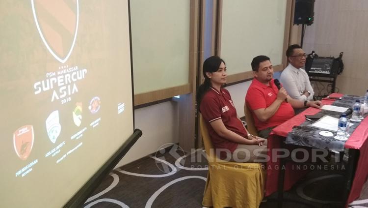 Resmi diikuti tim Australia, PSM Gelar Tournament Supercup Asia. Copyright: Muhammad Nur basri/Indosport.com