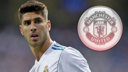 Marco Asensio dikabarkan diminati oleh Manchester United. - INDOSPORT