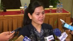 Indosport - Ratu Tisha Sekjen PSSI