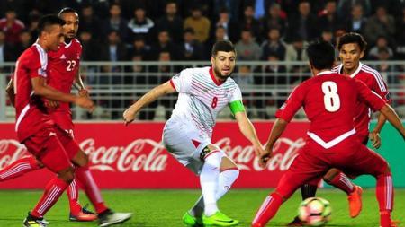 Pelatih Borneo FC simpan potensi Nuriddin Dovranov di laga uji coba jelang Liga 1 2020. - INDOSPORT