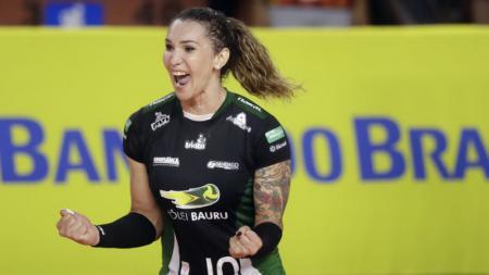 Tiffany Abreu. - INDOSPORT