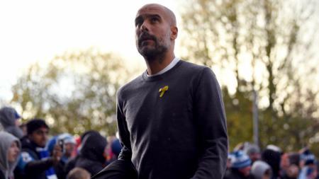 Pep Guardiola, terus melakukan kampanye bela Catalan - INDOSPORT