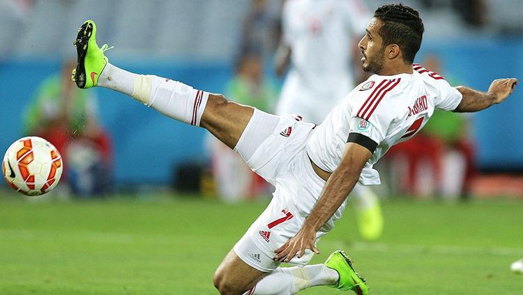 Top Liga Uni Emirate Arab, Ali Mabkhout. Copyright: thenational.ae