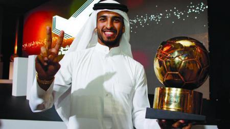 Top Liga Uni Emirat Arab, Ali Mabkhout. - INDOSPORT