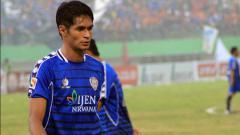 Indosport - Muhammad Ridhuan, saat masih membela Arema.