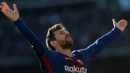 Lionel Messi - INDOSPORT