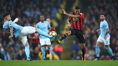 Manchester City vs Bournemouth - INDOSPORT