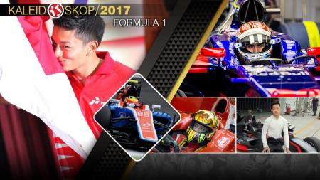 Kaleidoskop Formula 1 2017. - INDOSPORT