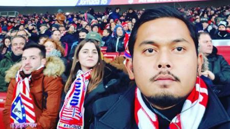 Menjadi penerjemah mantan pelatih Timnas Indonesia, Luis Milla ternyata memberi dampak bagi kehidupan Bayu Eka Sari atau yang sering disapa Bang BES. - INDOSPORT