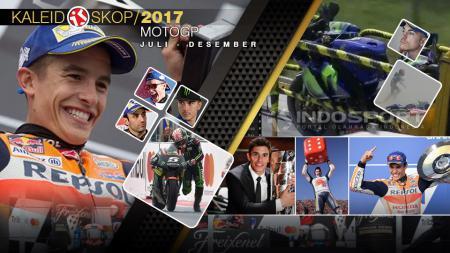 Kaleidoskop MotoGP Juli - Desember 2017. - INDOSPORT