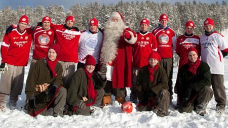 Santa Claus FC - INDOSPORT