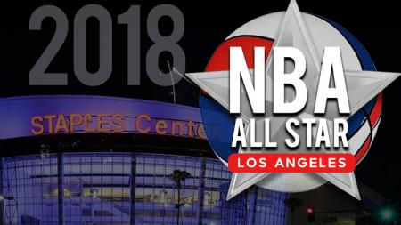 NBA All Star 2018. - INDOSPORT