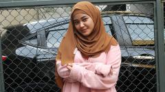 Indosport - Wan Azlyn, Seleb Malaysia peserta D'Academy Asia 3.