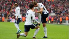 Indosport - Mohamed Salah memuncaki daftar top skor di ajang Liga Inggris 2020/21, namun dua pemain Tottenham Hotspur, Harry Kane dan Son Heung-Min bisa menjegalnya.