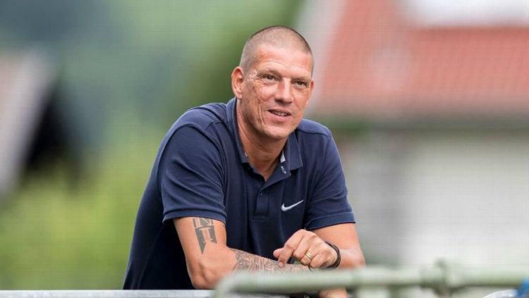 Christian Ziege, saat menjadi pelatih. Copyright: ESPNFC