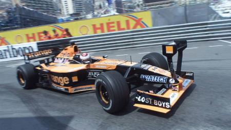2001 Arrows A22 - INDOSPORT