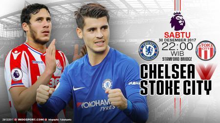 Prediksi Chelsea vs Stoke City - INDOSPORT