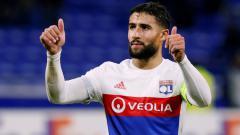 Indosport - Nabil Fekir, penyerang Olympique Lyon