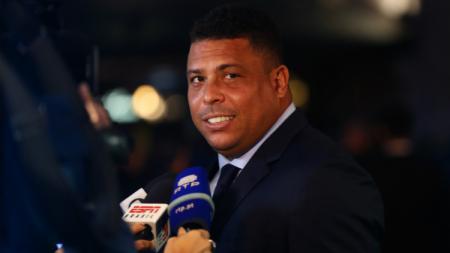 Ronaldo Nazario, legenda sepak bola Timnas Brasil. - INDOSPORT