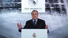 Indosport - Presiden Real Madrid, Florentino Perez.