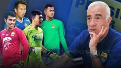 Indosport - 4 Kiper Persib