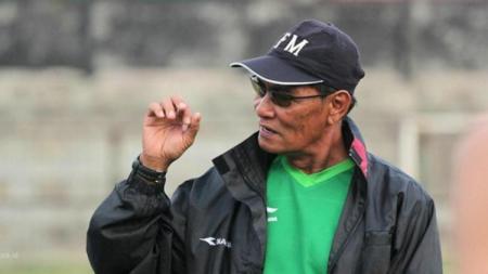 Pelatih Persis Solo Freddy Muli. - INDOSPORT