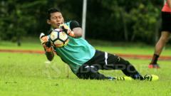 Indosport - Joko Ribowo, kiper PSIS Semarang.