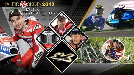 Kaleidoskop MotoGP. - INDOSPORT