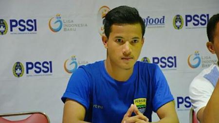 Pemain Persib U-19, Ripal Gusniawan. - INDOSPORT