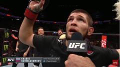 Indosport - Petarung UFC, Khabib Nurmagomedov.