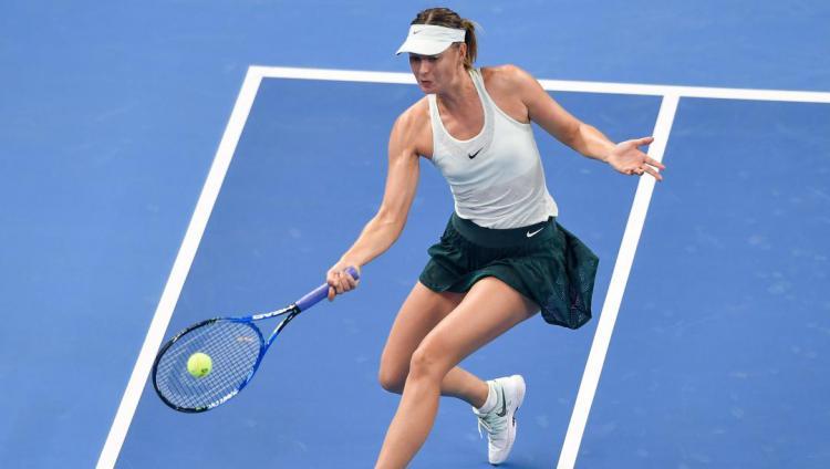 Maria Sharapova. Copyright: WTA Tennis.