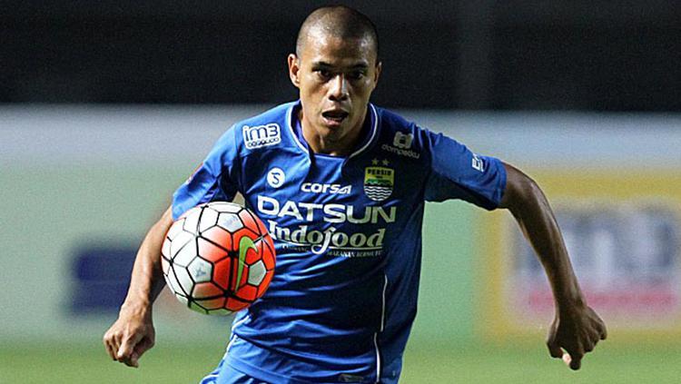 Pemain Persib Bandung, Tantan Copyright: Istimewa