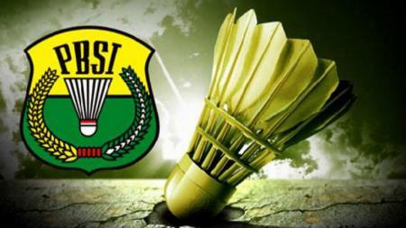Logo PBSI. - INDOSPORT