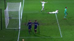 Indosport - Swansea vs Tottenham Hotspur.