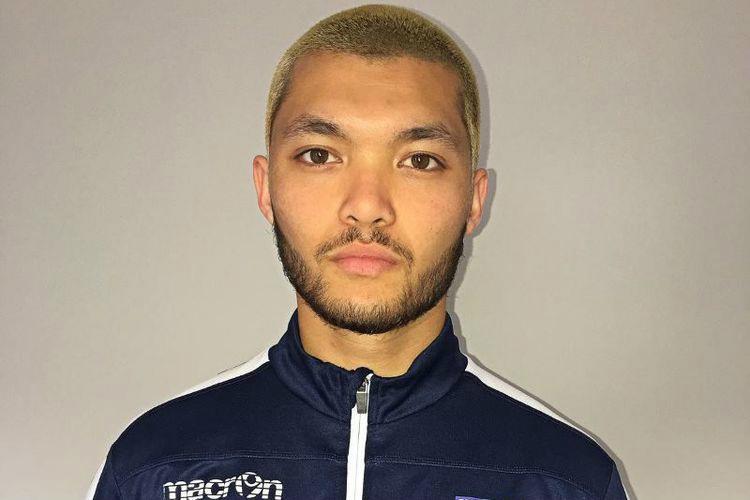 Samuel Nainggolan Sibatuara, pemain keturunan Indonesia Copyright: kompas.com