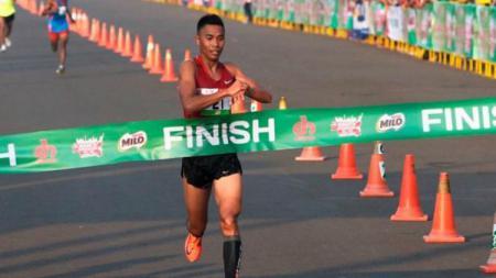 Atlet Lari Indonesia, Jauhari Johan - INDOSPORT