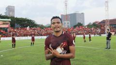 Indosport - Ferdinand Sinaga, penyerang PSM Makassar.