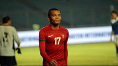 Indosport - Ferdinand Sinaga saat berseragam Timnas Indonesia.