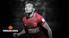 Indosport - Ferdinand Sinaga resmi gabung Kelantan FA.