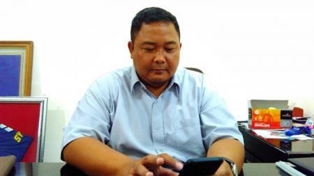 General Manager PSIS Semarang, Wahyu Liluk Winarto. - INDOSPORT