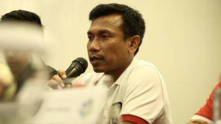 Widodo C Putro, Pelatih Bali United. - INDOSPORT