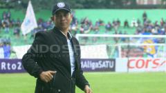 Indosport - Joko Susilo, pelatih Arema FC