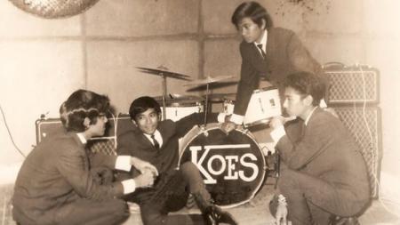 Personal grup band Koes Plus di era 60-an. - INDOSPORT