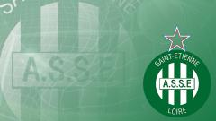 Indosport - Logo AS Saint-Etienne.