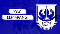 Indosport - Logo PSIS Semarang.
