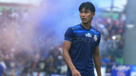 Alfarizi, kapten Arema FC - INDOSPORT
