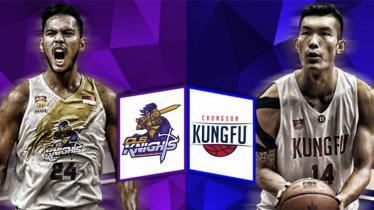 CLS Knight kalah dari Chong Son Kung Fu di ASEAN Basketball League - INDOSPORT