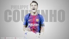 Indosport - Philippe Coutinho resmi gabung Barcelona.
